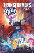 My Little Pony Transformers TP Friendship In Disguise (C: 0-