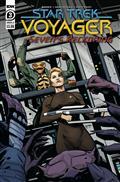 Star Trek Voyager Sevens Reckoning #3 (of 4) Cvr A  Hernande