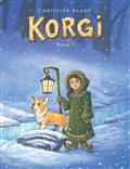Korgi GN Vol 05 (of 5) End of Seasons (C: 0-1-1)