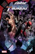 Savage Avengers #17 Kib