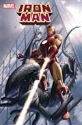 Iron Man #5 Yoon Marvel vs Alien Var