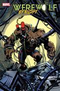 Werewolf By Night #4 (of 4)