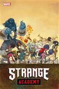 Strange Academy #7 Alphona Var