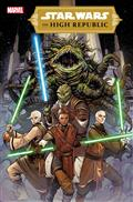 Star Wars High Republic #1 (of 6) Anandito Var