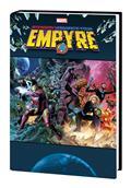 Empyre Omnibus HC Cheung Avengers Fantastic Four Cvr