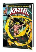 Ka-Zar Savage Omnibus HC Anderson Action Dm Var