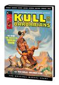 Kull Savage Original Marvel Years Omnibus HC Whelan Dm Var (