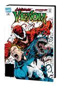 Venomnibus HC Vol 01 Wildman Dm Var New PTG