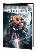 Annihilation Conquest Omnibus HC Briclot Cvr New PTG