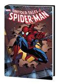 Untold Tales Spider-Man Omnibus HC Olliffe Cvr New PTG