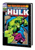 Incredible Hulk By Peter David Omnibus HC Vol 03 Frank Troy