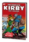 Complete Kirby War And Romance HC War Cvr