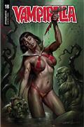 Vampirella #18 Cvr A Parrillo