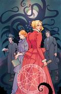 Buffy The Vampire Slayer #21 Cvr B Sauvage Var