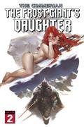 Cimmerian Frost Giants Daughter #2 Cvr A Miguel Mercado (MR)