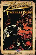 Zorro Timeless Tales #1 Cvr B Ltd Pulp Var