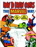 How To Draw Comics The Marvel Way SC New PTG