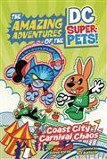 DC Super Pets Yr TP Coast City Carnival Chaos (C: 0-1-0)