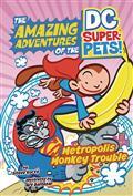 DC Super Pets Yr TP Metropolis Monkey Trouble (C: 0-1-0)