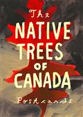 Native Trees of Canada Postcard Set