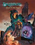 Dragonero Threat To Empire HC GN