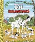 WALT-DISNEYS-101-DALMATIANS-LITTLE-GOLDEN-BOARD-BOOK-(C-1-1