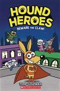 HOUND-HEROES-SC-GN-VOL-01-BEWARE-THE-CLAW-(C-0-1-0)