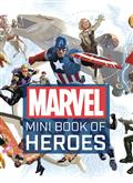MARVEL-COMICS-MINI-BOOK-OF-HEROES-HC-(C-0-1-0)