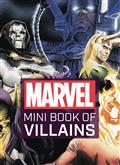MARVEL-COMICS-MINI-BOOK-OF-VILLAINS-HC-(C-0-1-0)