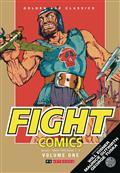 Golden Age Classics Fight Comics HC Vol 01 (C: 0-1-1)