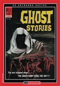 Silver Age Classics Ghost Stories Softee Vol 01 (C: 0-1-1)