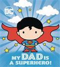 DC-SUPERMAN-MY-DAD-IS-SUPERHERO-BOARD-BOOK-HC-(C-1-1-0)
