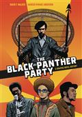 BLACK-PANTHER-PARTY-GRAPHIC-HISTORY-SC-(C-0-1-1)