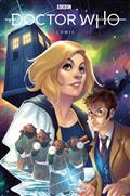 Doctor Who Comics #3 Cvr A Hetrick