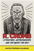 R-CRUMB-LITERATURE-AUTOBIOGRAPHY-QUEST-FOR-SELF-(C-0-1-0)