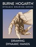 Hogarth Drawing Dynamic Hands New PTG