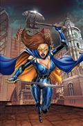 Belle Thunder of Gods One Shot #1 Cvr A Spay