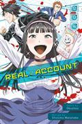 Real Account GN 12 - 14 Omnibus (MR) (C: 0-1-1)