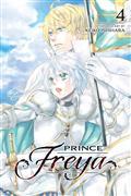 Prince Freya GN Vol 04 (C: 1-1-2)