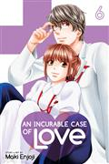 Incurable Case of Love GN Vol 06 (MR)
