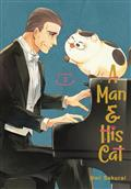 Man And His Cat GN Vol 03 (C: 0-1-0)