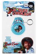 Worlds Coolest Bob Ross Talking Keychain 12Ct Inner Cs (Net)