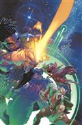 Future State Green Lantern #1 (of 2) Cvr B Jamal Campbell Card Stock Var