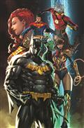 Future State Justice League #1 (of 2) Cvr B Kael Ngu Card Stock Var