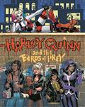 Harley Quinn And The Birds of Prey The Hunt For Harley HC (MR)