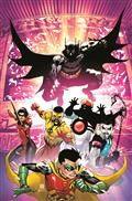 TEEN TITANS VOL 4 ROBIN NO MORE TP