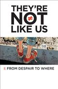 Theyre Not Like Us #1 (MR) *Clearance*