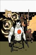 The Valiant #1 (of 4) Cvr A Rivera *Clearance*