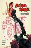 Barb Wire TP Vol 01 Steel Harbor Blues (C: 0-1-2) *Special Discount*