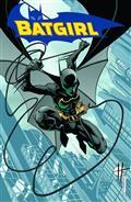Batgirl TP Vol 01 Silent Knight *Special Discount*